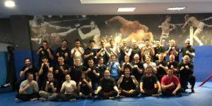 skupinski trening april 2017