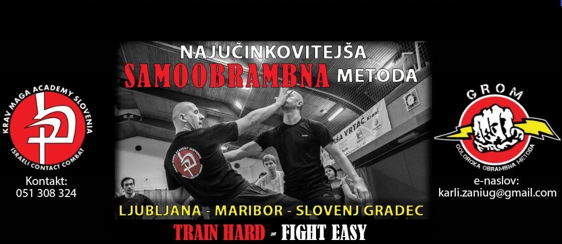 Krav Maga Akademija Slovenija